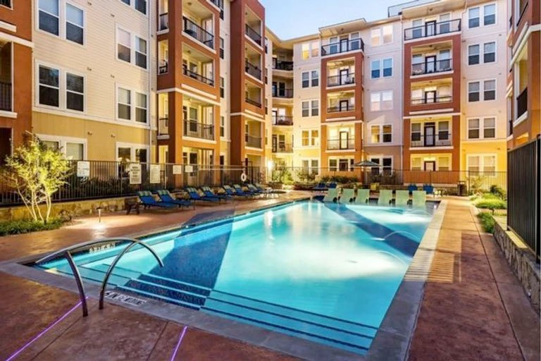 corporate apartments in fort worth texas