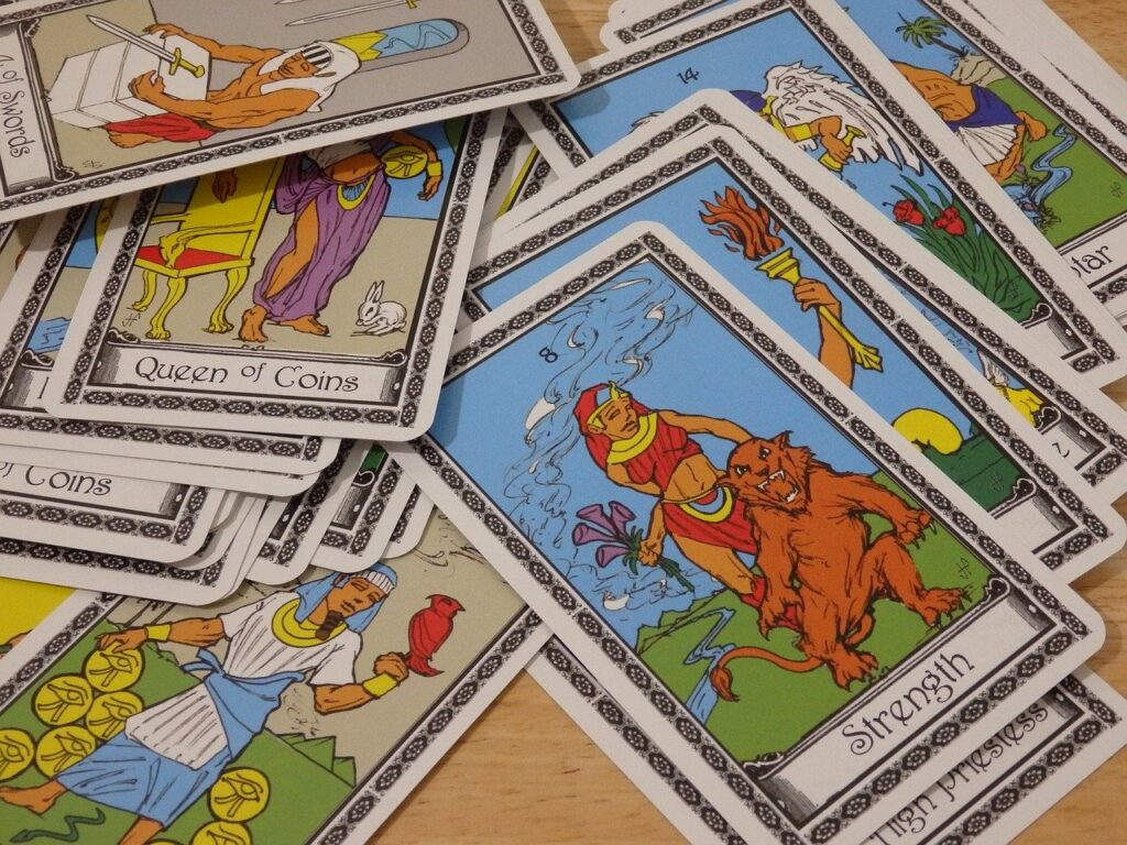 Tarot Card For Beginners